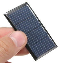0.18W Mini 2V 90mAh Polycrystalline DIY LED Solar Light Solar Panel Polycrystalline DLY For Charge