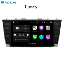 YESSUN Car Navigation GPS For Toyota Camry 2007~2011 Android Audio Video Stereo Multimedia HD Touch Screen Player No CD DVD(China)