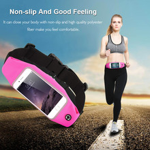 5.5'' Running Gym Sport Phone Bag Case For iPhone 6 6S plus 4s 5s For iPhone 5s 5 SE 4s Case Waist Pocket for iPhone 7 7 plus(China)