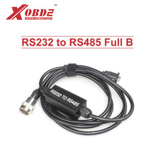 RS232 to RS485 Cable with PCB Board Full Chips for MB Star C3 OBD2 Cable Connector for Multiplexer to Computer Diagnostic Tool(China)