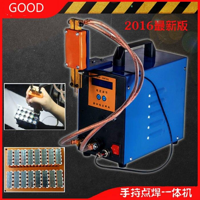 18650 Lithium Battery Integrated Welding Pen Handheld Machine Of Electric Vehicle Batteries Desktop Spot<br><br>Aliexpress