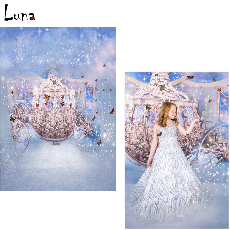 Photography Background Vinyl Backdrop Princess Fairy Tale For Newborn Children Kids for photo photographic studio<br><br>Aliexpress