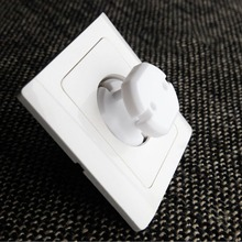 10 Pcs/Set Baby Electrical Safety Protector Socket Cover Cap Safety Product Child Guard Against Electric Shock