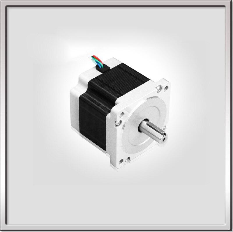 Free shipping CE ROHS NEMA23, 57HS76-3004 57BYGH 57mm Stepping Motor 1.8N.m 1.8 degree 3A 10w 24v 2phase Hybrid stepper motor<br>