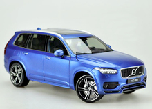 Special offer Toys Factory 1:18 GTA VLO XC90 Sport SUV model Alloy car models Collection