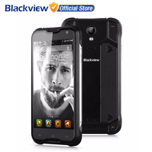 Blackview BV5000 4G Mobile Phone 5.0 inch HD MTK6735 Quad Core Android 6.0 2GB RAM 16GB ROM 8MP CAM Waterproof IP67 Smartphone