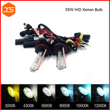 2017 New Product Xenon Headlight for Auto Car 55W H1 3000K 4300K 6000K 8000K HID Xenon Light,H1 Light Bulb
