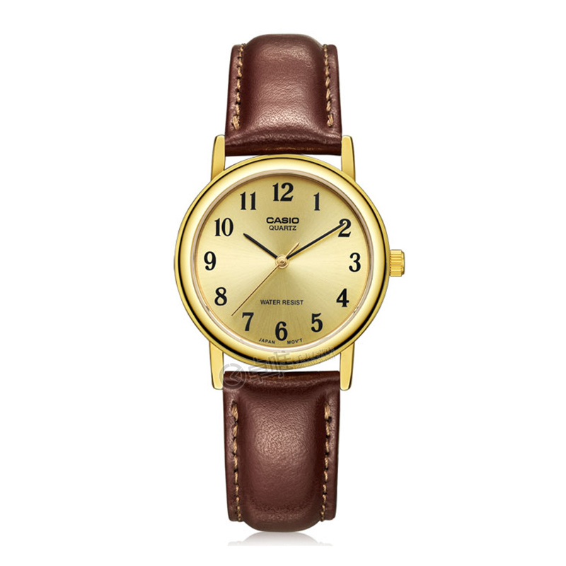 Casio Classic Watch Fashion&amp;Casual Quartz Wrist Watch men relogio feminino watch leather band Waterproof 3 bar Genuine MTP-1095<br>