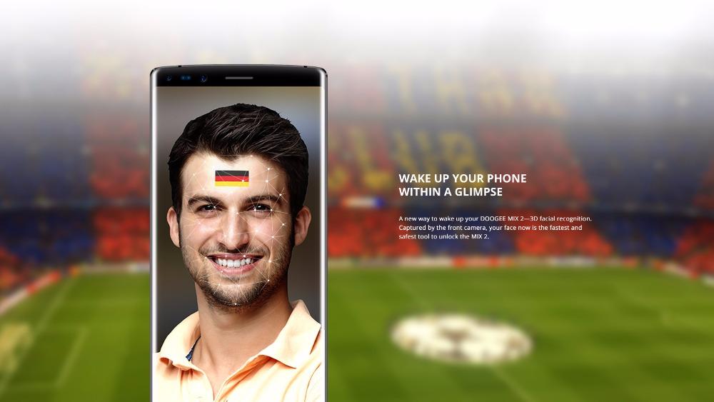 DOOGEE MIX 2 Smartphone Android Phone-6
