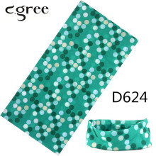 G.gree New Design Bandana Scarf Summer Unisex Face Mask Tube Scarves Seamless Turban Headband Bicycle Hijab Kerchief Turban