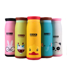 2017 Mini Stainless steel vacuum bottle car cups of Insulation coffee cup hand fashion student sport cheap and accessible thermo(China)