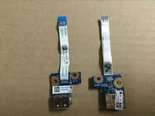 Free shipping genuine new original laptop USB interface board for HP Pavilion CQ42 G42 CQ62 G62 CQ56 USB board