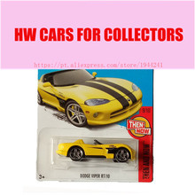 2017M Hot Wheels 1:64 Dodge Viper RT10 Metal Diecast Cars Collection Kids Toys Vehicle For Children Juguetes