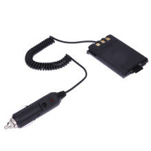 12 V Car Charger Pin Eliminator cho Baofeng Dual Band Đài Phát Thanh UV5R 5RA 5RE Phụ Kiện Walkie Talkie(China)