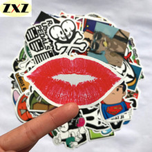 100pcs Sticker Anime Stickers for Notebook Scrapboking  for Children Car-styling Kids  Sheets For Laptop Suitcase More species