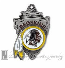 Washington super bowl american football world championship contenders Redskins team charms chains dangle pendants ON SALE NE0946