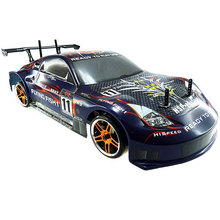 SGEMS Free shipping HSP 4wd 2.4G Remote Control Toys 1/10 On-Road Drift  car 94123 RC Car