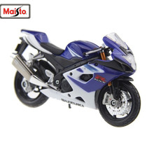 MAISTO 1:18 SUZUKI GSX R1000 MOTORCYCLE BIKE DIECAST MODEL TOY NEW IN BOX FREE SHIPPING