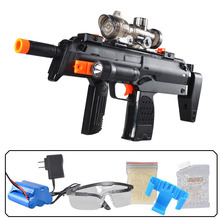 Free Shipping Water Paintball Submachine Gun electric bursts of simulation Toy gun Sniper rifle Model For Kids Outdoor Hobby