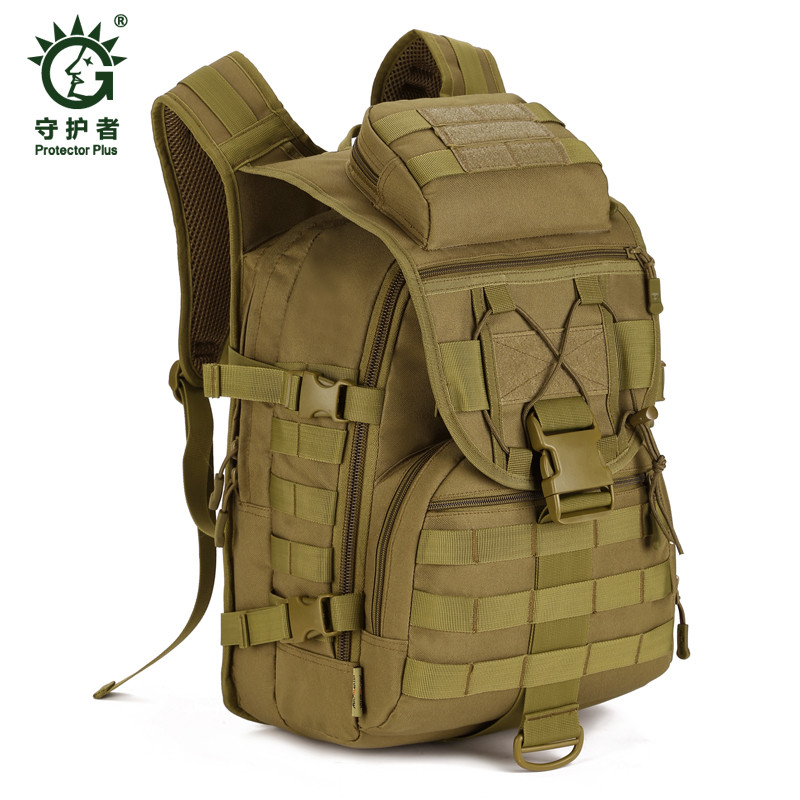 Prorector Plus 40L Camouflage Men Women Backpack Multi-functional Trip Bag 14 Inches Casual Computer Rucksack School Bag B213<br><br>Aliexpress