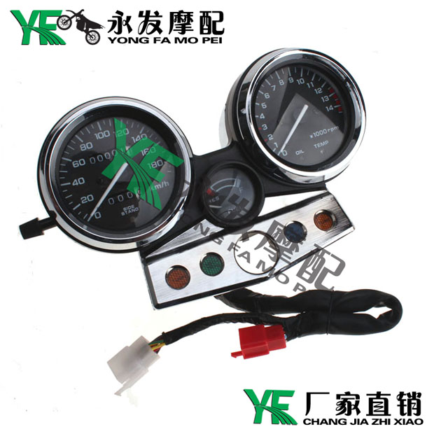 motorcycle speedometer for honda cb400 cb 400 1995 1996 1997 1998 year motorcycle tachometer compteur moto speedometer<br><br>Aliexpress