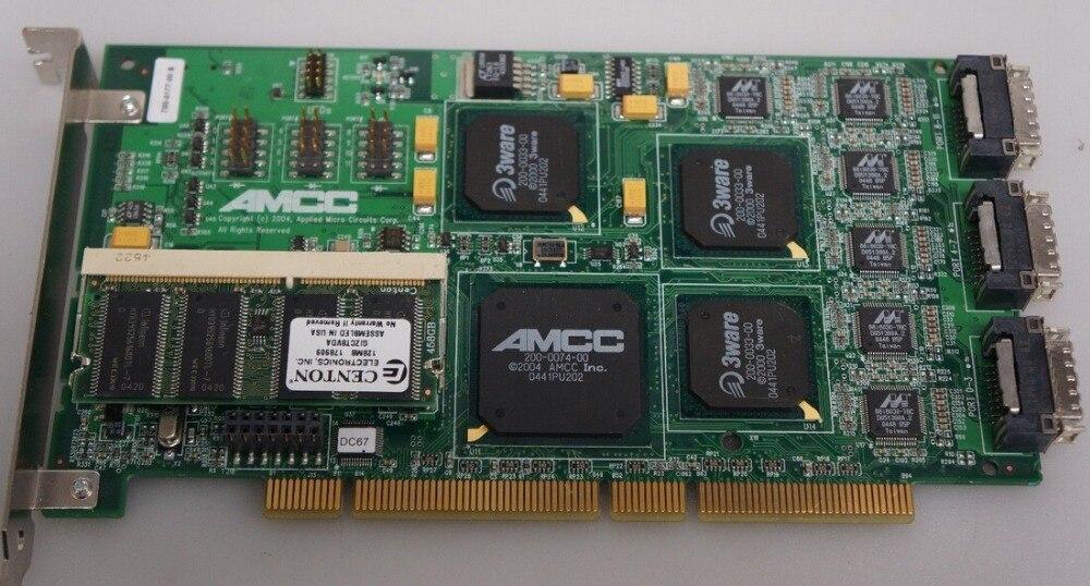 9500S-12MI 3port SATA RAID Controller 700-0177-00 500-0157-03   Original 95%New Well Tested Working One Year Warranty<br><br>Aliexpress