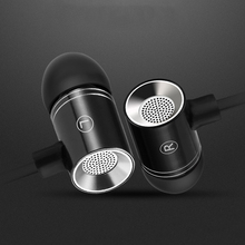 G2 Earphone with Mic Stereo Bass Headset 3.5mm In-Ear Sport Music Lovely Gaming Headset for iPhone Samsung Xiaomi MP3 MP4 Player(China)