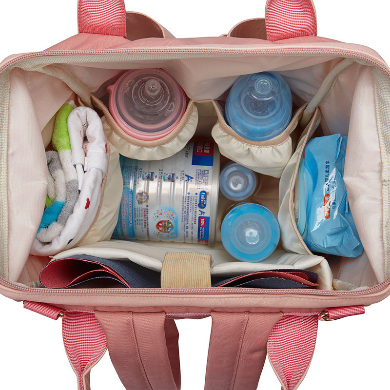 Baby Items Organizer Family Travel Bag Backpack Infant Stroller Bag For Kids Nappie for Baby Diaper for Mother Wet Shoulder Bags06