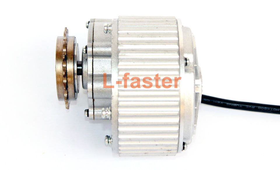450W electric bike motor with flywheel -1-a