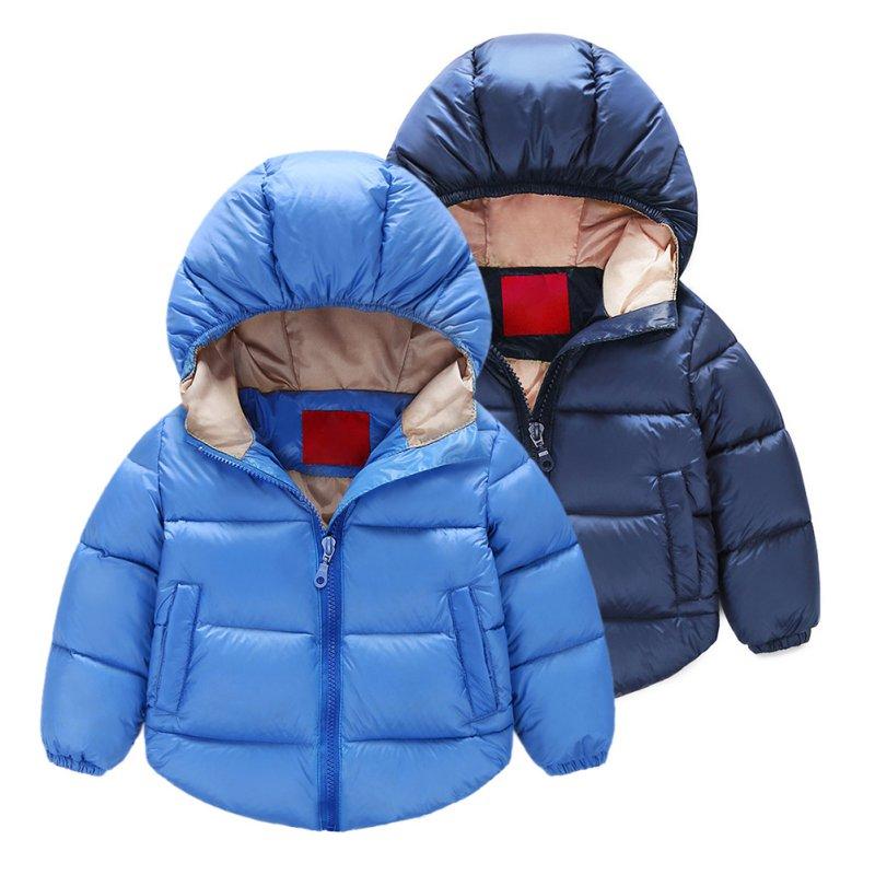 4-24M Infants Babys Boys Girls Winter Warm Hooded Coat Outerwear Snowsuit JacketОдежда и ак�е��уары<br><br><br>Aliexpress