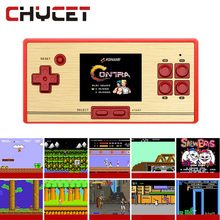 Coolbaby 2.6 Inch Retro Handheld Game Console Portable video Game Console Classic Free 600 Games Free Game Handles Gift for kid(China)