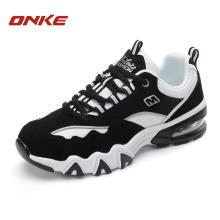 Buy Air Sole Running Shoes Men Outdoor Sports Shoes Brethable Classic Sports Running Sneakers Couples Lovers Trekking Sneakers for $25.07 in AliExpress store