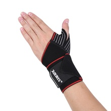 Sports Wrist Support Strap Wraps Hand Sprain Recovery Wristband For Cycling Tennis Gym Wrist Bands Accessories