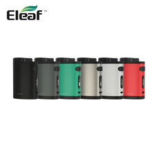 Original 200W Eleaf Pico Dual TC Mod VW/TC Modes electronic cigarette Pico dual 200W Temperature Control MOD For Vaporizer Tank(China)