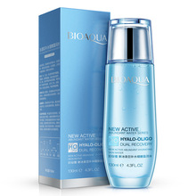 BIOAQUA Hyaluronic Acid Moisturizing Essence Facial Lotion Skin Care Oil-control Moist Whitening Toner Acne Treatment Skin 130ml(China)