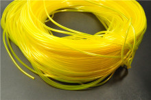 3.3 Feet (1 meter ) Fuel Line Hose For Gas Engine D5*d3.5mm-Yellow Color Fuel Pipe