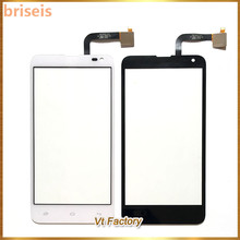 briseis Touchscreen for Fly IQ4514 Quad evo tech 4 quad Sensor Touch Screen Digitizer Front Glass Replacement Touchscreen(China)