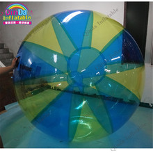 Human sized hamster ball / adult dancing water walking ball / inflatable water ball for kids(China)