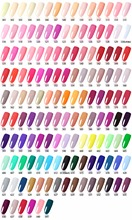 141pcs*5ml Nail Varnish Ink Free Shipping CANNI Hot Sale Nail Art Salon Manicure Whole Set Colors LED Gel Lacquer Paint UV Gel(China)
