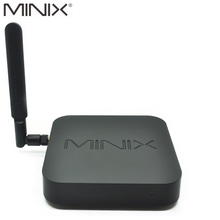 Minix NEO Z83-4 Smart TV Box Gigabit 802.11AC Dual-Band WIFI BT4.2 Official Windows10(64-bit) Intel Cherry Fanless Atom TV Box