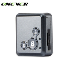 Onever Mini GPS Tracker Personal Child GPS Locator RF-V16 Real Time Tracking 7 Days Standby SOS Voice Monitor Free APP Tracking(China)