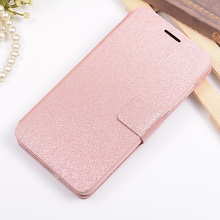 For Huawei G Play Mini Case Flip Leather Cover Stand Card Slot Holder for Huawei Honor 4C Phone Cases Shell + Tracking Number(China)
