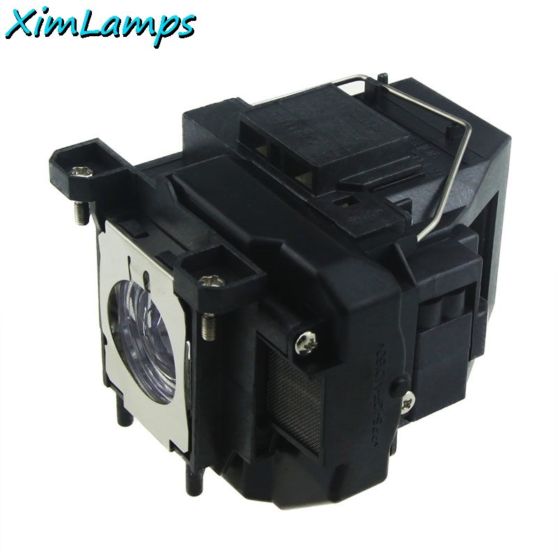 Projector Lamp ELPLP67 with Housing for Epson EB-S11 EB-W12 EX3210 EX5210 EX7210 Powerlite 1221 H429A H429B H429C 1261W VS210<br><br>Aliexpress