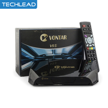 VONTAR V9S DVB-S2 HD Satellite Receiver Wifi Build in Support WEB TV CCCAMD NEWCAMD IPTV Box better than OPENBOX V8S set top box