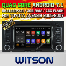 WITSON Android 7.1 QUAD CORE CAR DVD GPS FOR VW TOUAREG dvd player gps car radio navigation system for VW TOUAREG car radio gps(China)