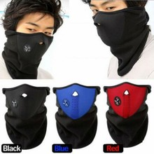 2017 Cycling Bike Sports Bicycle Neck Warm Protect Face Mask Veil Guard Veil ON SALE Free Shipping CC9002(China)