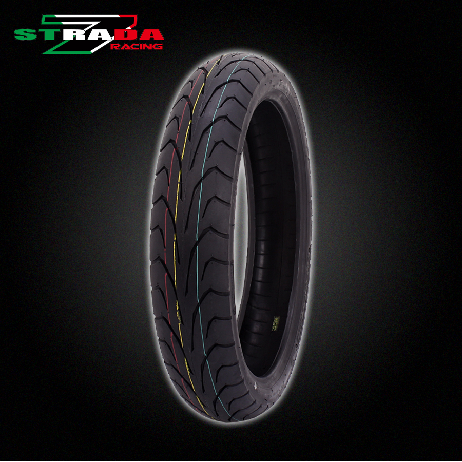 Front Vacuum Tire Wheels Tyre Model 110/70-17 110 70 17 110*70*17 FOR Honda CBR250 MC19 MC22 CBR400 CB400 Motorcycle Accessories(China)