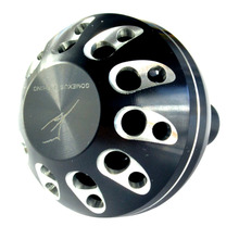 Power Knob For Shimano A Daiwa S Stradic FK Sustain FG Nasci 1000-4000 Exsence BB 3000 Surf Leader Ci4 30 35 Direct Fit Gomexus(China)