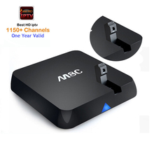Best M8C Android Tv Box Amlogic S802 M8 Quad-Core DDR3 2G 8GB Bluetooth 4.0 2.4G Dual WIFI HDMI 2.0 UHD 4K Media Player Mini PC