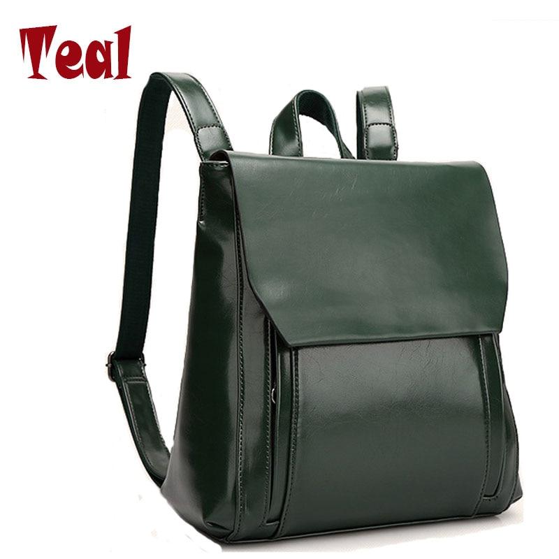 Women bag school for teenage girls a laptop backpa...